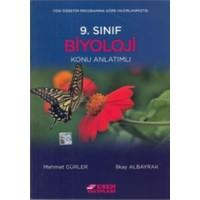 Esen Yayınları 9. Sınıf Biyoloji Konu Anlatımlı