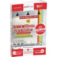 Açık Öğretim Lisesi Tüm Dersler 5. 6. 7. 8. Dönem Ders Notları