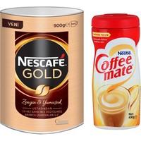 Nescafe Gold Eko Paket 900gr + Coffee Mate 400gr
