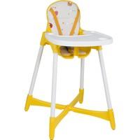 Kanz Bonny Minderli Mama Sandalyesi - Sarı