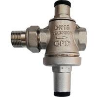 GPD REG01 Su Basınç Düşürücü Regülatör 1/2 Rekorlu