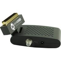 Magbox Exclusıve Mini Sd Scart Uydu Alıcısı Kumanda-2303/Alıcı Göz-5334