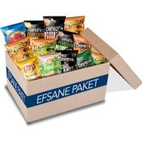 Fritolay Efsane Atıştırmalık Paketi (13 Çeşit Cips)