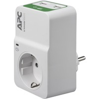 Schneider Electric APC Tekli Akım Korumalı Priz 2 USB'li PM1WU2-GR