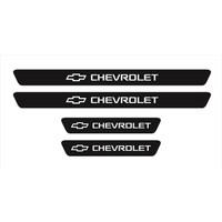 Ömr Dizayn Hediye Chevrolet Kapı Eşiği 4 Lü Aksesuar