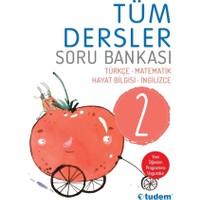 Tudem 2.Sınıf Tüm Dersler Soru Bankası