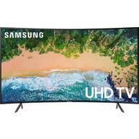 "Samsung UE-49NU7300 49"" 124 Ekran Uydu Alıcılı 4K Ultra HD Curved Smart LED TV"