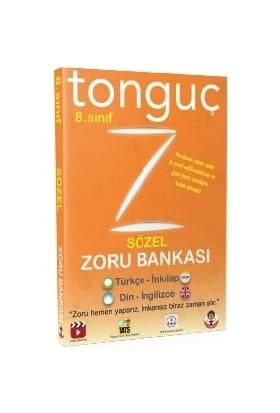 Tonguç 8. Sınıf Sözel Soru Bankası