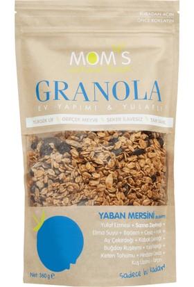 Mom'S Natural Foods Yaban Mersinli granola 360 gr