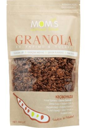 Mom'S Natural Foods Keçiboynuzu granola 360 gr
