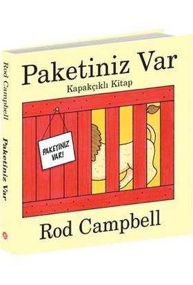 Paketiniz Var (Kapakçıklı Kitap) - Rod Campbell