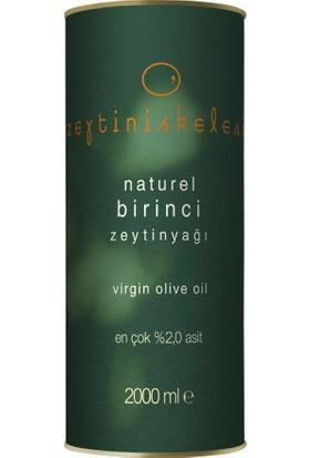 Zeytin İskelesi Naturel Birinci Zeytinyağı 2000 ml