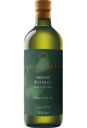 Zeytin İskelesi Naturel Birinci Zeytinyağı 500 ml
