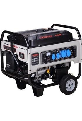 Loncin LC13000 Benzinli Monofaze Jeneratör 11 kVA