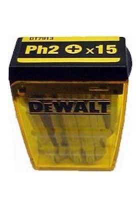 Dewalt Dt7913 Tornavida Ucu Ph2 50Mm, 15 Adet
