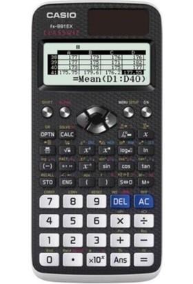 Casio FX-991EX 552 Fonksiyon Bilimsel Hesap Makinesi