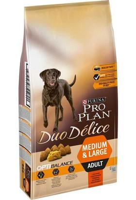 Pro Plan Duo Delice Sığır Etli Yetişkin Köpek Maması 10 Kg