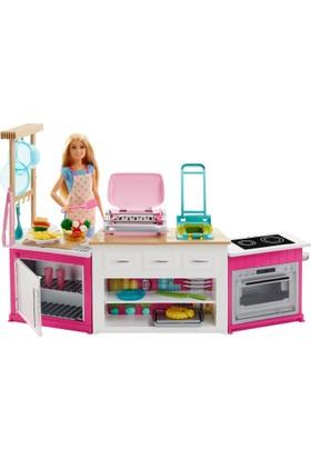 Barbie'nin Mutfak Dünyası Oyun Seti