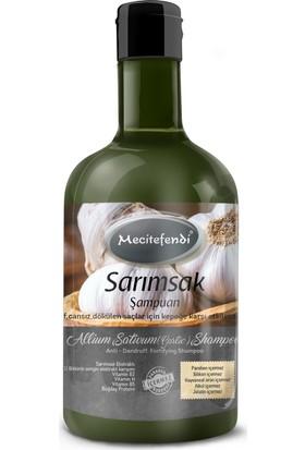 Mecitefendi Sarımsak Şampuanı