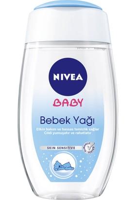 Nivea Baby Bebek Yağı 200 ml