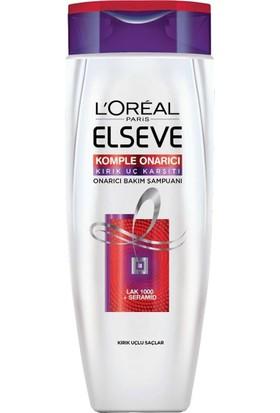 Elseve Komple Onarıcı Kırık Uç Karşıtı Şampuan 550 Ml