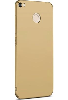 Microsonic Xiaomi Redmi Note 5A Prime Kılıf Premium Slim Gold