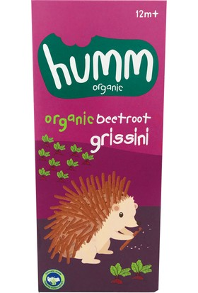 Humm Organic Pancarlı Grissini