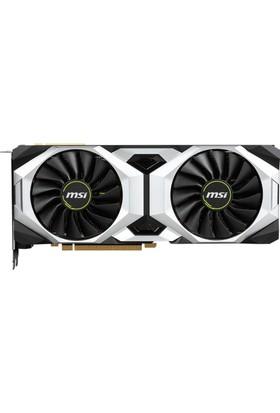 MSI Nvidia GeForce RTX 2080 Ventus 8GB OC 256Bit GDDR6 DX(12) PCI-E 3.0 x 16 Ekran Kartı + Battlefield V