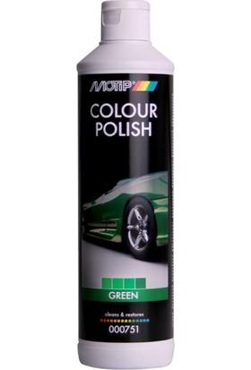 Motip Renkli Cila Yeşil 500ml