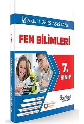 Asistan Yayınları 7.Sınıf Fen Bilimleri Akıllı Ders Asistanı