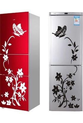 EvAşkı Dekoratif Buzdolabı Sticker