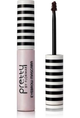 Flormar Pretty Eyebrow Mascara No 02 Medium