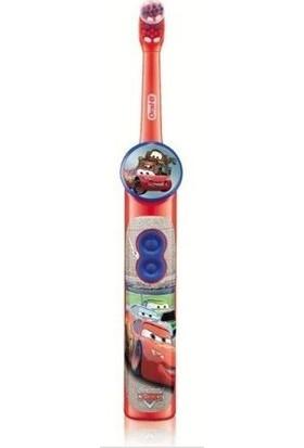 Oral-B Braun Pilli Diş Fırçası Çocuk D2010k 3+
