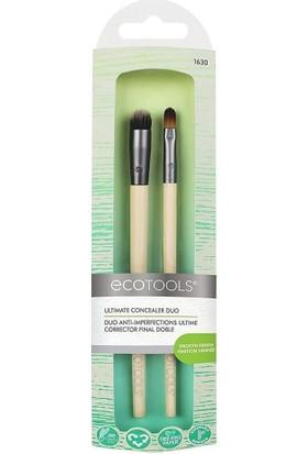 Ecotools Ultimate Concealer Duo Kapatıcı Fırçası