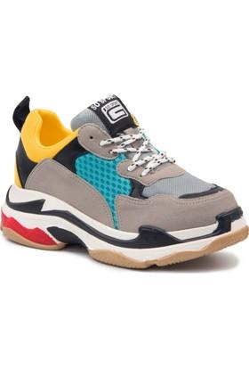 Gedikpaşalı 9K 316 1 Bej Casual Kadın Ayakkabı