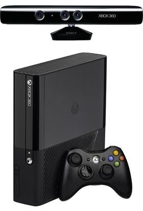 Microsoft Xbox 360 E Slim 250Gb + Xbox 360 Kinect - Teşhir Ürün