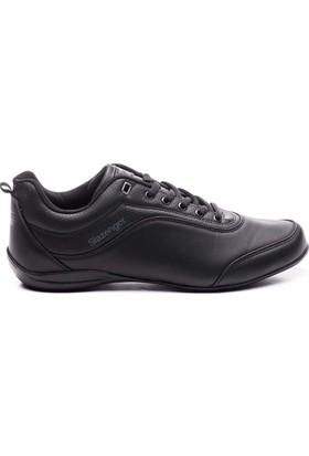 Slazenger Edu Günlük Giyim Erkek Ayakkabı Siyah