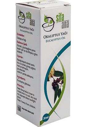 Şifa Ana Okaliptus Yağı 20 ml