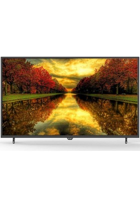Axen 49 inç 124 Ekran 400Hz Full HD Uydu Alıcılı Smart Led Tv