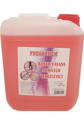 Freshchem Hijyenik Banyo Fayans Armatür Temizleyici 5 kg