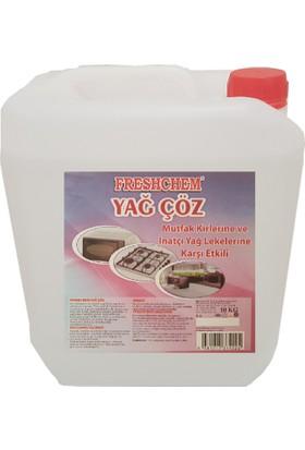 Freshchem Yağ Çözücü 10 kg