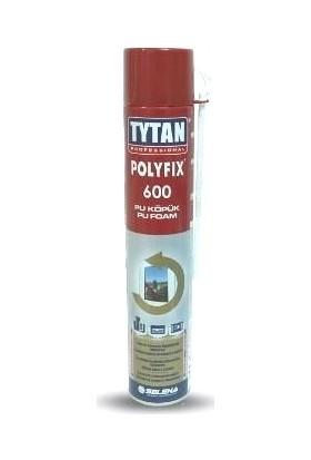 Tytan Polyfıx Pu Montaj Köpüğü 600Ml.
