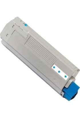 Prıntpen Okı C8600 C8800 43487723 Mavi Toner