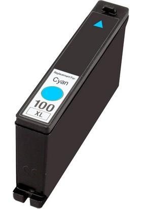 Prıntpen Lexmark 100Xl 14N1093 Pro 205 705 805 Hc Mavi Kartuş