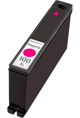 Prıntpen Lexmark 100Xl 14N1094 Hc Kırmızı Kartuş