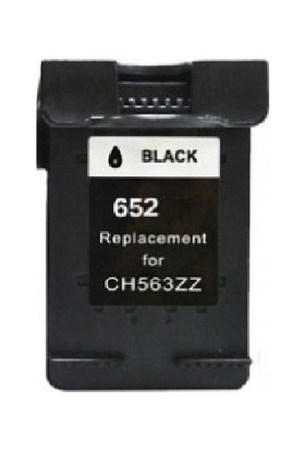 Prıntpen Hp No 652 F6V25A Siyah Kartuş