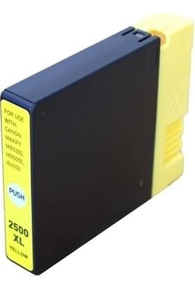 Prıntpen Canon Pgı 2500Xl Y Sarı Kartuş