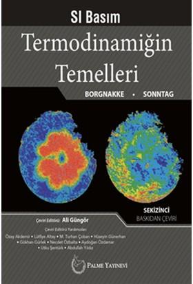 Termodinamiğin Temelleri (Borgnakke/Sonntag) - Claus Borgnakke - Richard E. Sonntag