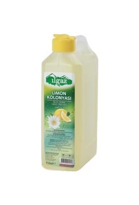 Fuji Ilgaz 950 ml Bidon Limon Kolonya