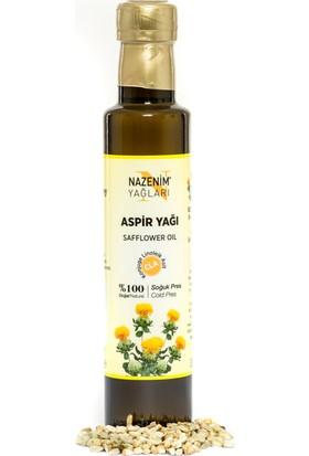 Nazenim Aspir Yağı Cla Soğuk Pres 250 ml